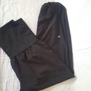 Lululemon Athletica Dance to Yoga Black Pants